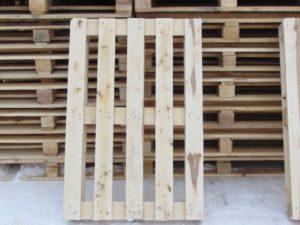 Европоддоны деревянные, 5 досок