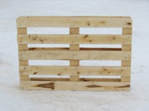 Европоддон деревянный, 5-досок